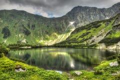 Blind Lake Stock Image
