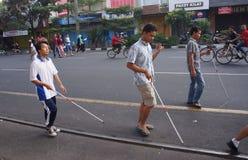 Blind man Royalty Free Stock Image