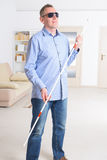 Blind man Royalty Free Stock Photos