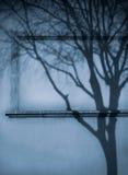 Blind venster royalty-vrije stock afbeelding