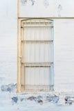 Blind venster royalty-vrije stock fotografie
