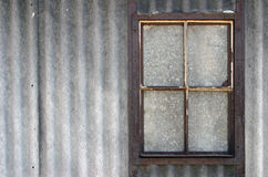 Blind window Royalty Free Stock Photo
