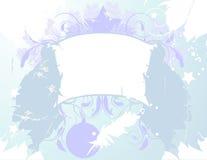 Blindaje 2 de los ornamentos de Ariel Imagenes de archivo