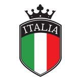 Blindaje de Italia Foto de archivo