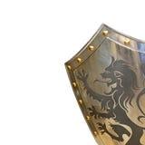 Blindaje de la armadura Imágenes de archivo libres de regalías