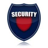 Blindaje de la seguridad Fotografía de archivo