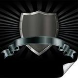 Blindaje de plata con la cinta libre illustration