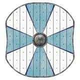 Blindaje de Vikingo ilustración del vector