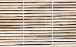Blinde Bambusbeschaffenheit Lizenzfreie Stockbilder