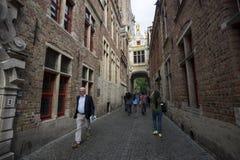 Blinde Ezelstraat (Blind Donkey) royalty free stock image