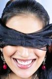 Blinde Falte Lizenzfreie Stockfotografie