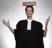 Blinde Gerechtigkeit Lizenzfreies Stockbild