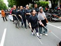 Blinde Leute Stockbilder