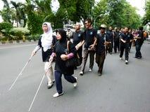 Blinde Leute Lizenzfreies Stockbild