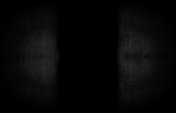 Blinde muur Zwarte Achtergrond stock illustratie
