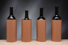 Blinde Weinprobe Lizenzfreies Stockfoto