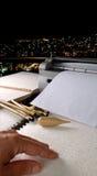 Blindenschrift Stockfotografie
