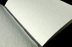 Blindenschrift-Bibel Stockfoto
