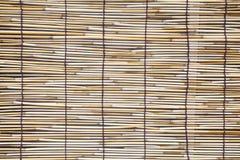 Blindes Bambusmuster Lizenzfreies Stockfoto