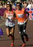 (Blindes) Marathon T12 Stockbilder