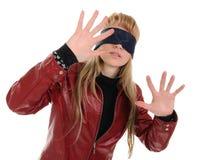 Blindfold Royalty Free Stock Image