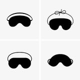 Blindfolds Royalty Free Stock Photo