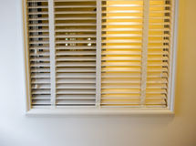 Blinds Royalty Free Stock Photo