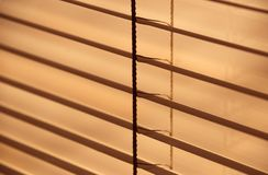 Blinds 2 stock photo