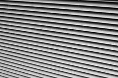 Blinds. A photo of blinds - may be used as a background Stock Image