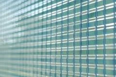 Blinds. A bamboo blinds Stock Photos