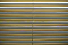Blinds with drawstring Stock Image