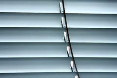 Blinds, roller blinds Royalty Free Stock Images