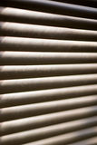Blinds on the window Stock Images