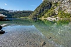 Blindsee See in Tirol Stockfotografie