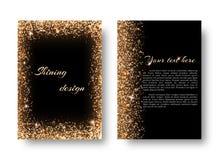 Bling background with light burst Royalty Free Stock Image