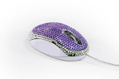 Bling Mouse Royalty Free Stock Image