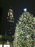 Blink Boston Stock Photo