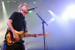 Blink 182 stock photo