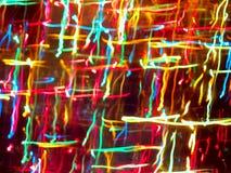 blinkafärgbränder arkivfoton