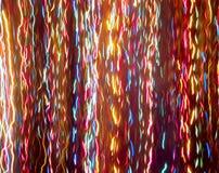 blinkafärgbränder royaltyfri bild
