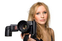 Blinken Lizenzfreies Stockfoto