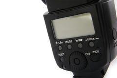 Blinken für Kamera Stockbild