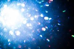 Blinkenglänzender Hintergrund stockbilder