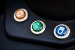 Blinkerindikator Stockfoto