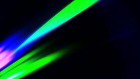 Blinking light left edge stock video footage