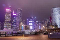 bliskim Hong kong zdjęcia stock