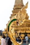 Blisko świątyni Obrazy Stock