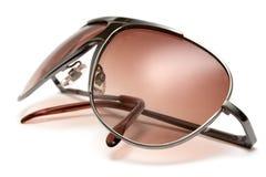 blisko boczne okulary przeciwsłoneczne widok Obrazy Stock