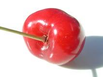 blisko czereśni czerwone, zdjęcia stock
