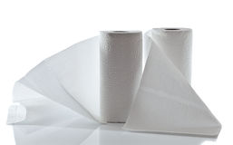 blisko papieru strzały ręcznik, zdjęcia royalty free
